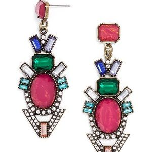 BAUBLEBAR Jupiter Gem Drops Earrings